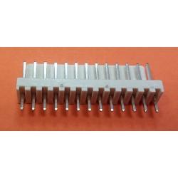 PIN HEADER  90º  2,54mm 13...