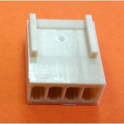 CONNECTOR 2,54mm  4 CIRCUITS