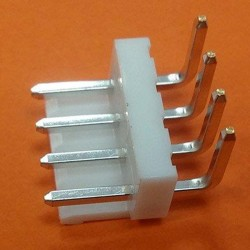 PIN HEADER 90º  3,96mm  4...