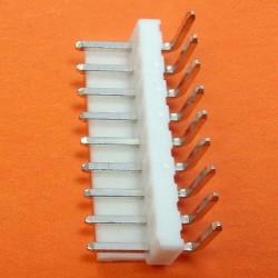 PIN HEADER 90º  3,96mm  9...