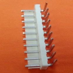 PIN HEADER 90º  3,96mm 10...