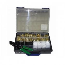 PLASTIC CASE (BRASS TERMINALS)