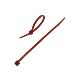 CABLE TIE 140x3,6 RED