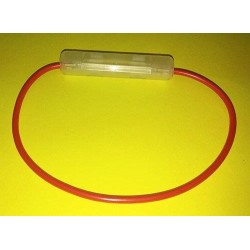 FUSEHOLDER WITH CABLE (6x32)